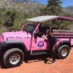 Foto de Pink Jeep Tours Las Vegas