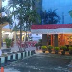 Surrounding holiday karimun hotel