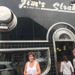 Photo de Jim's Steaks South St.