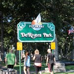 DeRivera Park Downtown