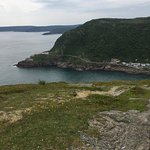 Fort Amherst from Cabot Towrr