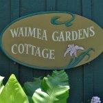 Waimea Gardens logo