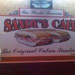 Sandy's Cafe in Key West