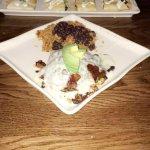 Veg Enchilada & Chicken Quesadilla