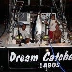 www.madeirabiggame.com Dream Catcher  Some fish !!