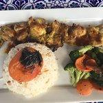 Adana Kebab ( chicken)