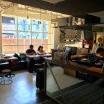 Lounge/Bar Area beside Reception
