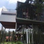 Exterior of the Museo Estudio Diego Rivera y Frida Kahlo