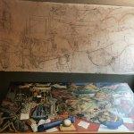 Mural preparations by Juan O'Gorman