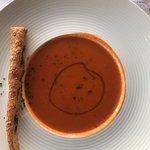 very good tomato soup