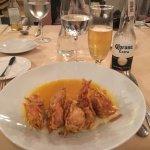 Comida exquisita en el restaurante Ébano del hotel Movich.