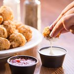 There's a reason why our Fried Mushrooms are World Famous...