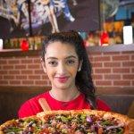 Happy Staff; Happy Pizza!