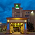 Holiday Inn Express Palatine Arlington Hts- Chicago NW hotel ext.