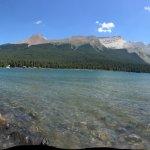 Maligne Lake Foto