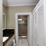 Washroom + Closet area