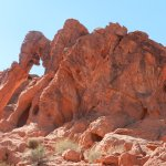 Valley Of Fire State Park - Nevada - Elephant Rock