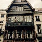 Traditonal house