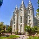 Temple Square, Salt Lake City, UT