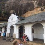 Höhlentempel von Dambulla Foto