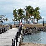 Bridge to Foot Island