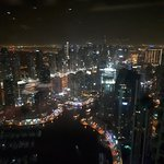 View of Dubai Marina from The Observatory