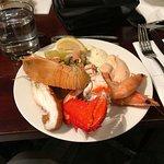 Spanner crab, Morton Bay Bugs, Banana prawns, squid. BUFFET