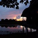 Sunset in Bon Ton