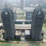 Novotel from the Sky