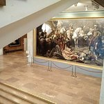 Wonderful art collection at the Magyar Nemzeti Galeria