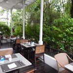 Restaurant/breakfast area