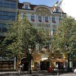 Adria Hotel Prague Foto