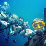 Underwater Advanced Selfie
