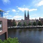 Radisson Blu Senator Hotel, Lübeck Foto