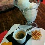 Café gourmand et Colonel