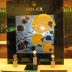 Rolex at it's Best! @ The Gallery at Aria