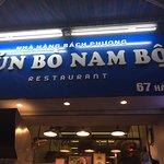 Photo of Bun Bo Nam Bo