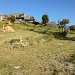 Storm Bay Guest House is situated on 1.357 hectares of land