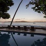Sunrise over Taveuni