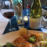 Seven Stars, Leigh - Trout Dinner