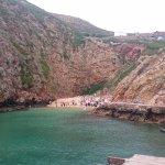 Pequeña playa bonita!