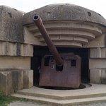 bunker et canon