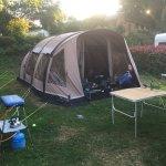 Photo de Camping le Balcon de la Baie