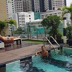 Foto de Novotel Bangkok Fenix Silom