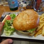 hamburger tonton excellent