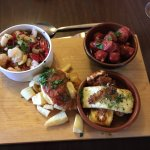Tapas, outstanding plate of food