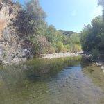 River pool Roman bridge - 30 Minutes downhill from Cloud House Farm