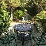 un petit jardin paradisiaque