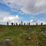 Photo of Callanish Standing Stones