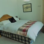 Room 3 is a cosy double room, often used for single occupancy. Perfect for resting easy!